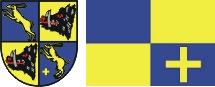 Znak a vlajka města Budyně nad Ohří